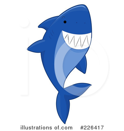 Shark Clipart #226417 by BNP Design Studio