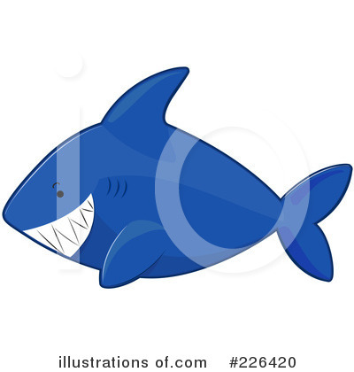 Shark Clipart #226420 by BNP Design Studio