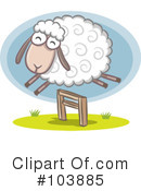 Sheep Clipart #103885 by Qiun