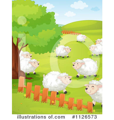 Sheep Clipart #1126573 by Graphics RF
