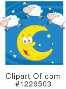 Sheep Clipart #1229503 by Hit Toon