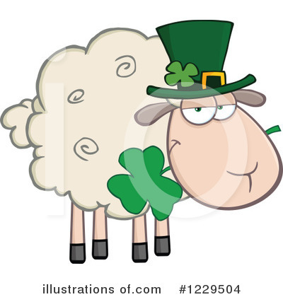 St Patricks Day Clipart #1229504 by Hit Toon