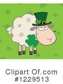 Sheep Clipart #1229513 by Hit Toon