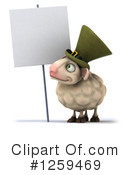 Sheep Clipart #1259469 by Julos