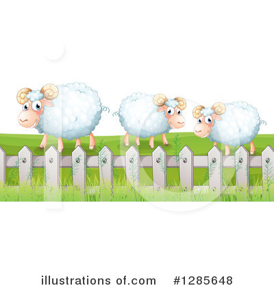 Farm Animal Clipart #1285648 by Graphics RF