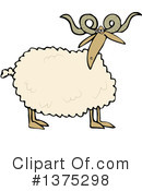Sheep Clipart #1375298
