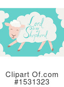 Sheep Clipart #1531323 by BNP Design Studio
