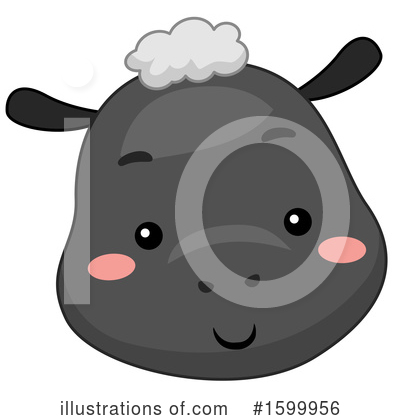 Royalty-Free (RF) Sheep Clipart Illustration by BNP Design Studio - Stock Sample #1599956