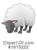Sheep Clipart #1615222 by AtStockIllustration