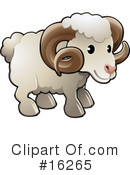 Sheep Clipart #16265 by AtStockIllustration