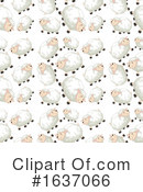 Sheep Clipart #1637066 by Graphics RF