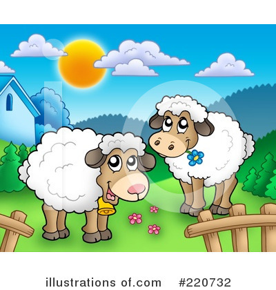 Farm Clipart #220732 by visekart