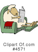 Sheep Clipart #4571 by djart