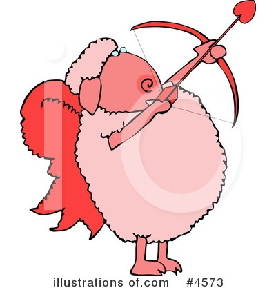 Cupid Clipart #4573 by djart