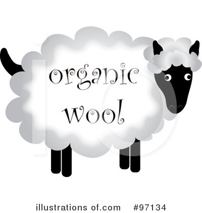 Sheep Clipart #97134 by Pams Clipart