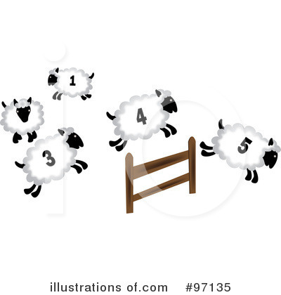 Sheep Clipart #97135 by Pams Clipart