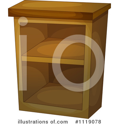 Cabinet Clipart #1119078 by Graphics RF