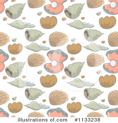 Shell Clipart #1133238 by Graphics RF