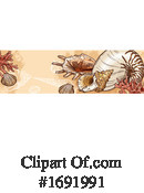 Shells Clipart #1691991 by Vector Tradition SM