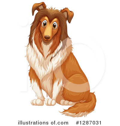 Dog Clipart #1287031 by Graphics RF