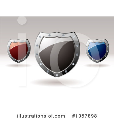 Shield Clipart #1057898 by michaeltravers