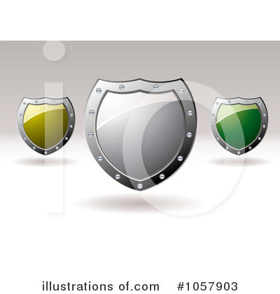 Shield Clipart #1057903 by michaeltravers