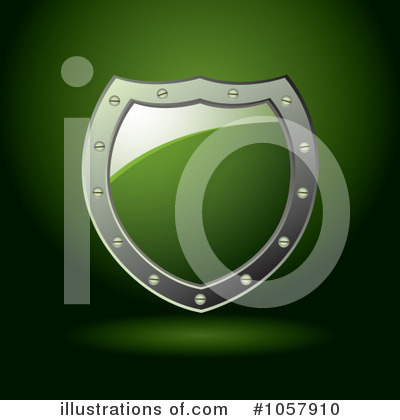 Shield Clipart #1057910 by michaeltravers