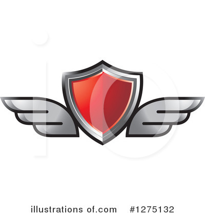 Shield Clipart #1275132 by Lal Perera