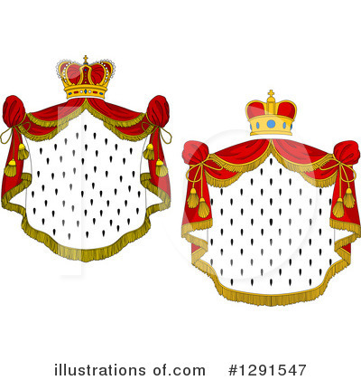 Coat Of Arms Clipart #1291547 by Vector Tradition SM