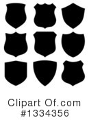 Shield Clipart #1334356 by michaeltravers