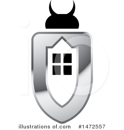 House Clipart #1472557 by Lal Perera