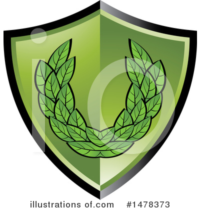 Shield Clipart #1478373 by Lal Perera