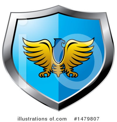 Shield Clipart #1479807 by Lal Perera