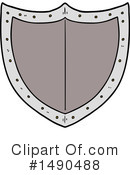 Shield Clipart #1490488 by lineartestpilot