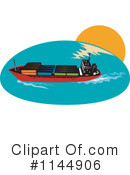 Royalty-Free (RF) Ship Clipart Illustration #1144906