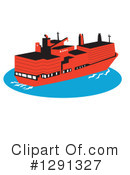 Ship Clipart #1291327 by patrimonio