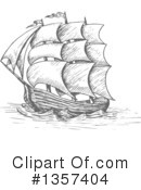 Ship Clipart #1357404 by Vector Tradition SM