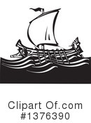 Ship Clipart #1376390 by xunantunich