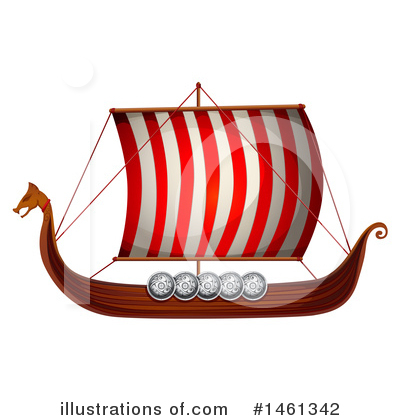 Viking Clipart #1461342 by Graphics RF