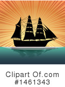 Ship Clipart #1461343 by Graphics RF
