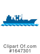 Ship Clipart #1647301 by Lal Perera