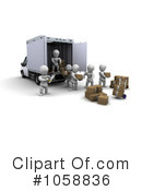 Shipping Clipart #1058836 by KJ Pargeter