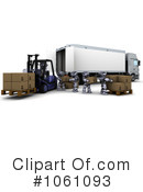 Shipping Clipart #1061093 by KJ Pargeter