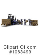 Shipping Clipart #1063499 by KJ Pargeter