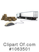 Shipping Clipart #1063501 by KJ Pargeter