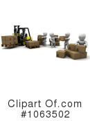 Shipping Clipart #1063502 by KJ Pargeter