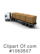 Shipping Clipart #1063507 by KJ Pargeter
