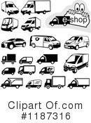 Shipping Clipart #1187316 by dero