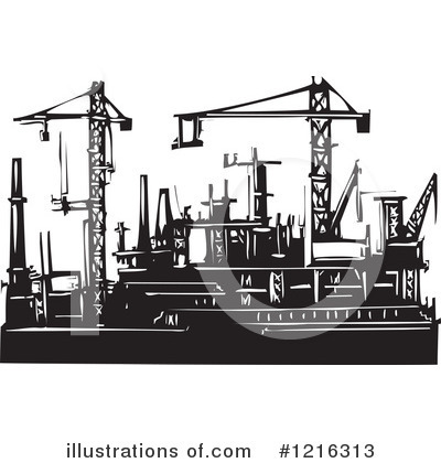 Factory Clipart #1216313 by xunantunich