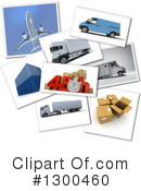 Shipping Clipart #1300460 by Frank Boston